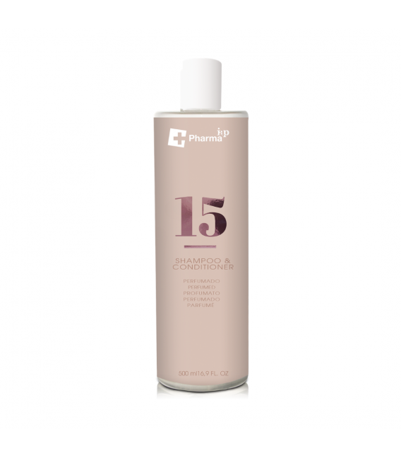 Shampoo & Conditioner  perfumed Nº 15