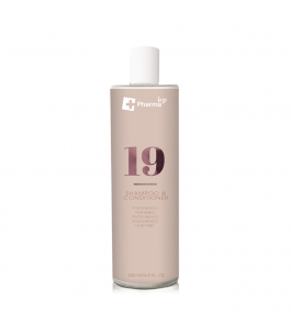 Shampoo & Conditioner  perfumed Nº 19