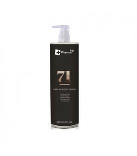Hair & body wash perfumed Nº 71