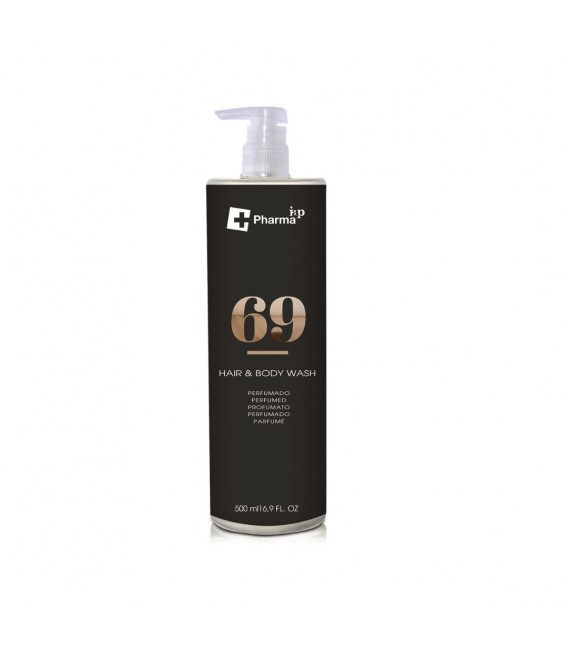 Hair & body wash perfumed Nº69