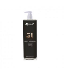 Hair & body wash perfumed Nº 51